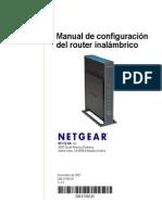 Manual BBR Wifi Netgear WNR3500v2