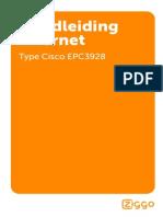 Handleiding Internet Cisco EPC3928 Tcm14 35495