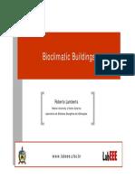 Bioclimatic Buildings