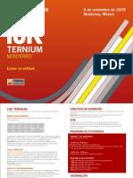 Convocatoria Carrera Ternium