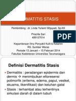Dermatitis Stasis ppt