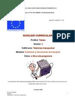 Contracte Si Documente de Transport