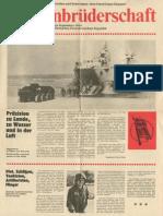 Waffenbrüderschaft 80_Manöverzeitung