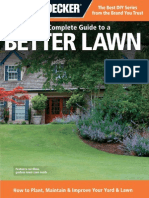 Black & Decker - The Complete Guide to a Better Lawn