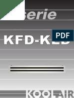 Difusor KFD KLD Es