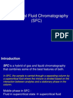 Supercritical Fluid Chromatography (SFC)