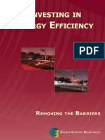 Energy Efficiency - Removing the Barriers to Investment - 2004 - EnG