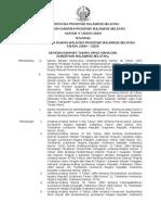 Perda RTRW Prov Sulawesi Selatan