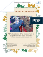 Festa Degli Alberi 2013