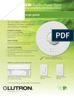 Lutron Green Powersavr