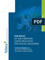 Atlas de buenas prácticas de inclusión social