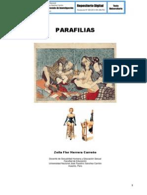 Y De Diagnóstico Estadístico ParafiliasManual Los Trastornos oerxWdCB