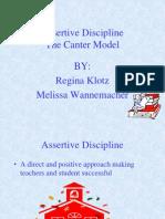 Assertive Discipline (1)