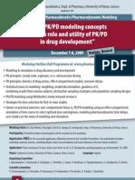 The Laboratory of Pharmacokinetics, Dept. of Pharmacy, University of Patras,
