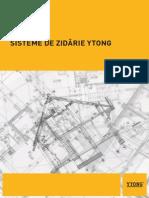 Manual Tehnic Ytong