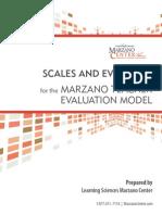 marzano scales and rubrics new language