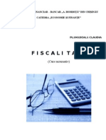 fiscalitate (curs)