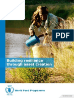 WFP_Building Resilience Through Asset Creation