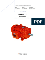 Explosion Proof Inst Mtmto Manual