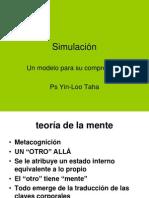 Clase de Simulación