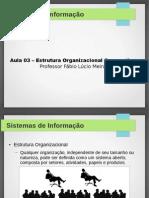 EAD - Sistemas de Informação - Aula 3