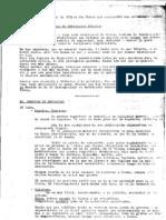 Documento Histórico CCOO seguridad en la clandestinidad