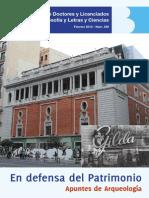 Colegio Oficial de Doctores y Licenciados en Filosofía y Letras y Ciencias Febrero 2014 - Núm. 246