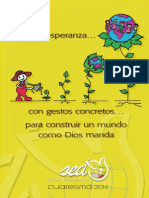 Siembra Esperanza. Cuaresma 2014