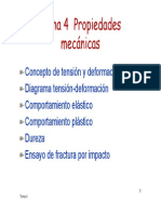4 - Propiedades mecanicas