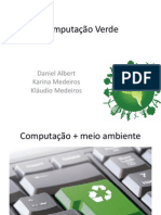 Computação Verde