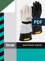 Arc Flash Glove Brochure