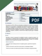 Programa SeminarioII 2014-I