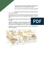 Accion Geologica de Aguas Subterraneas