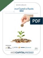venture capital en españa 2012 informe y listado inversores