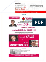 Newsletter Municipales
