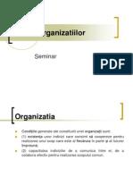 Teoria Organizatiilor