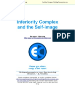 Inferiority Complex and the Self Image