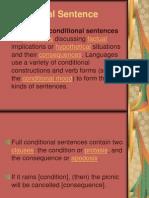 Conditional Sentence