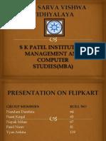INFORMATION SYSTEM FOR MANAGERS PRACTICAL ASPECT ON FLIPKART