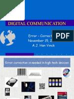 8b Error Correction