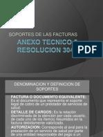 Anexo Técnico Nº 5 Resolucion 3047