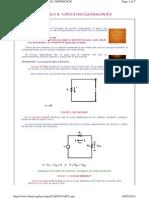 Circuitos Equivalentes Thevenin y Norton