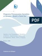 Programa PSG Brasil y Cono Sur - Spanish