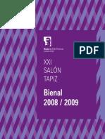 2009 Tapiz Catalogo