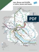 Liniennetzplan Ganzer Verbund 2012