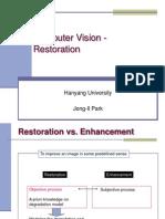CV Restoration