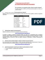 Preguntas Frecuentes Secundaria Internet2014 2015 10ENE(V2)