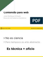 Como Redactar Contenido Para Web