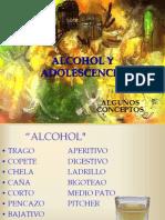 Alcohol y Adolescencia
