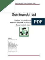Reciklaza-seminarski